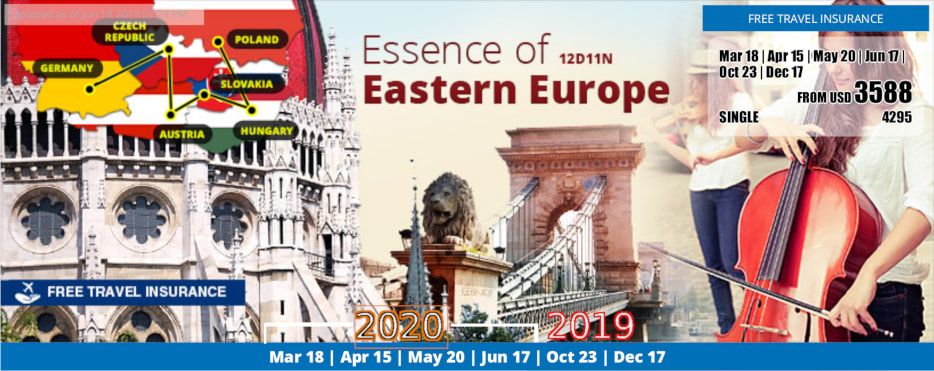 Essence of Europe 2019-2020 banner image